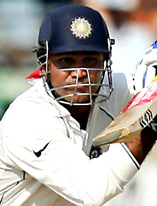 V Sehwag, Indian Cricket