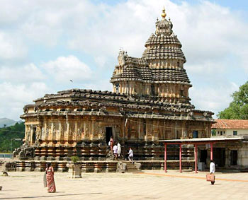 Vidya-shankar temple