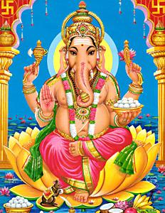 Vigneswara, Lord Ganesha