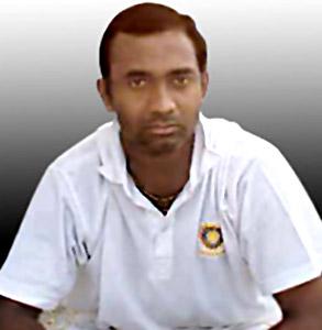 Vijay Bharadwaj, Indian Cricket
