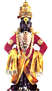 Vithoba, Form Of Lord Vishnu