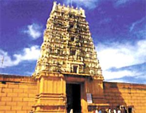 Temples of Vrindavan