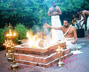 Mahayajnas, Indian Ritual