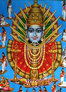 Ellamma, South Indian Deity