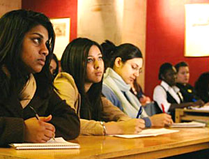 Higher Education Of Women In India