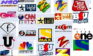 Indian Private Channels, Private Television in India