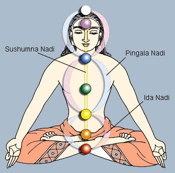 Channels in Sahaja Yoga Meditation