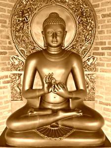 Gautam Buddha - Mudras and Meditation