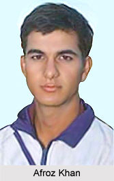 Afroz Khan, Rajasthan Cricketer