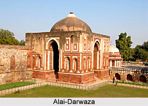 architecture during tughlaq dynasty islamic architecture