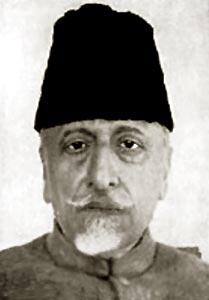 Congress president Abdul Kalam Azad