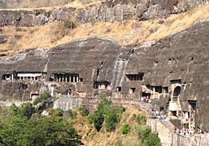 Ajanta Caves, Jalgaon, Maharashtra