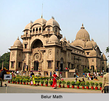 Belur Math, Architecture In Kolkata