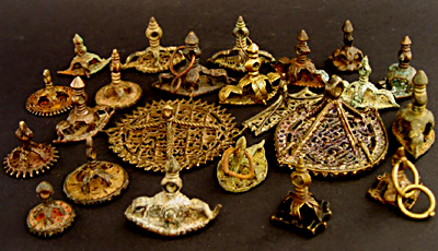 Bronze Ornaments in India