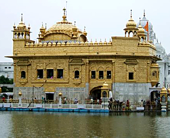 Golden Temple Architecture Of Punjab