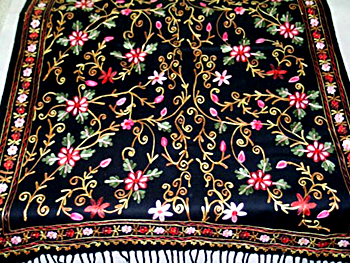 Types of Indian Embroidery