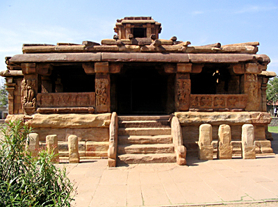 LadKhan Temple Of Aihole