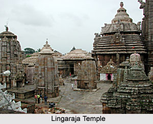 Lingaraja temple, Architecture of Bhubaneshwar