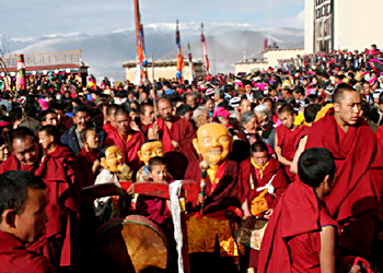 Lossar, Buddhist Festival