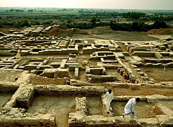 Mohenjodaro, Archaeology in Modern India
