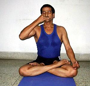 NadishuddhiPranayama