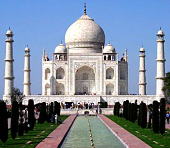 Taj Mahal Architecture Of Agra
