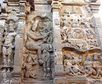 Vaikunta Perumal temple, Architecture Of Tamil Nadu