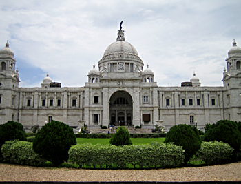 Victoria Memorial hall, Architecture In Kolkata