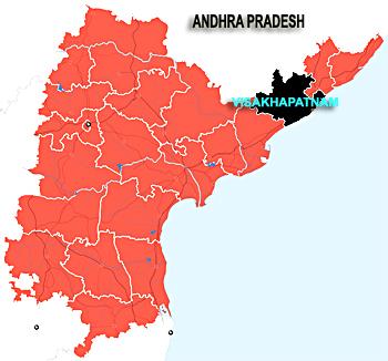 Visakhapatnam District, Andhra Prdaesh
