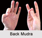 Back Mudra