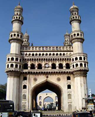Architecture Of Andhra Pradesh