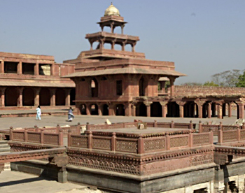 Fatehpur Sikri Architecture Of Uttar Pradesh