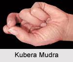 Kubera Mudra