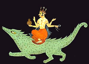 Lord Varuna, Rig Veda