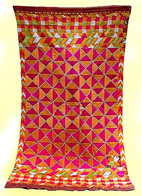 Embroidery Of Punjab