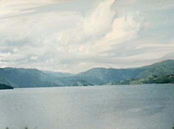 Glow Lake in Lohit District