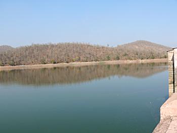 Kadam River, Adilabad District, Andhra Pradesh