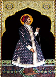 Maharaja Sawai Jai Singh II, Ruler of Jaipur