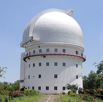 Vainu Bappu Observatory, Indian Astronomy