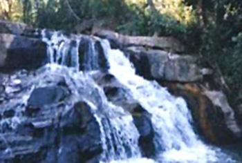 Vanake Abbey Falls
