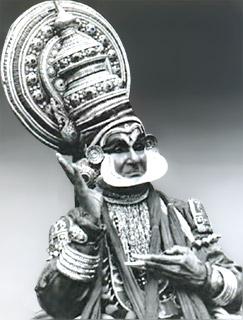 Guru Kunchu Kurup, Kathakali Dancer