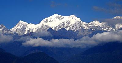 Sikkim Himalaya, Indian Himalayan Regions