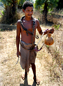 Gond Tribe of Dantewada District
