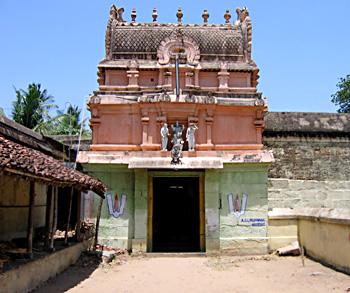 Kapisthalam temple of Kerala