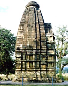 Mama Bhanjaa temple in Dantewada District