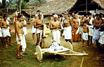 Nambudiri Brahmins of Kerala, Indian Communities
