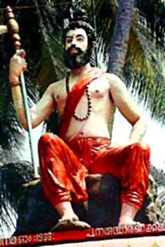 Parasurama, Legends of Kerala