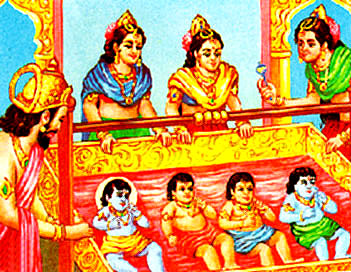 Ram Lakshman bharat Shatrughna