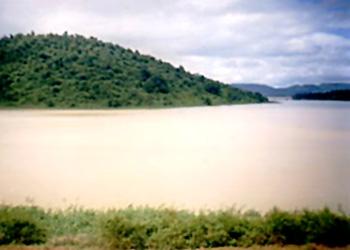 Shabhari River in Dantewada District