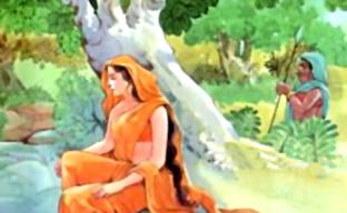 Sita Found in Lanka